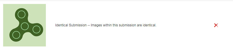 Identical Submission -- Images within this submission are identical.